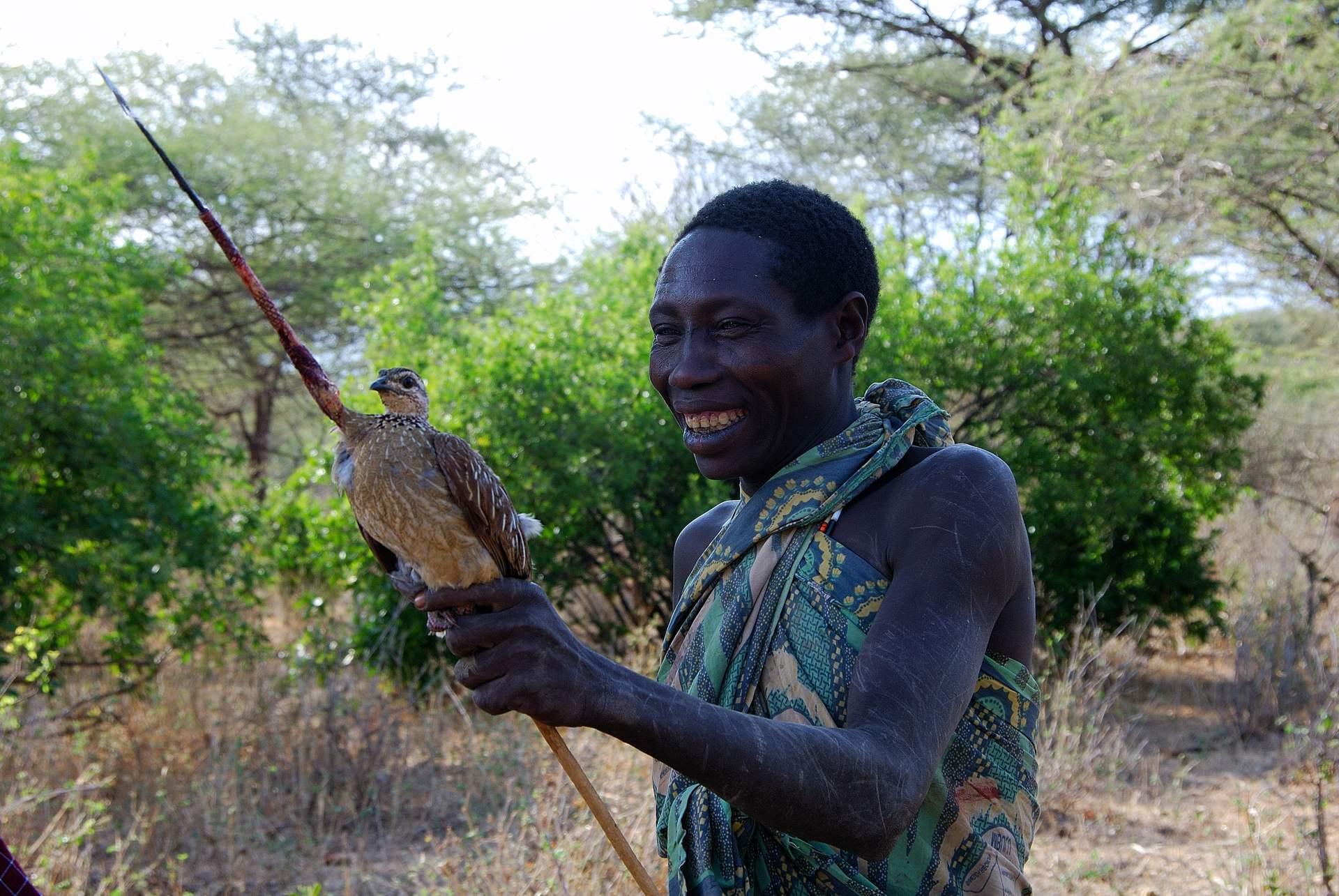 cazadores masai