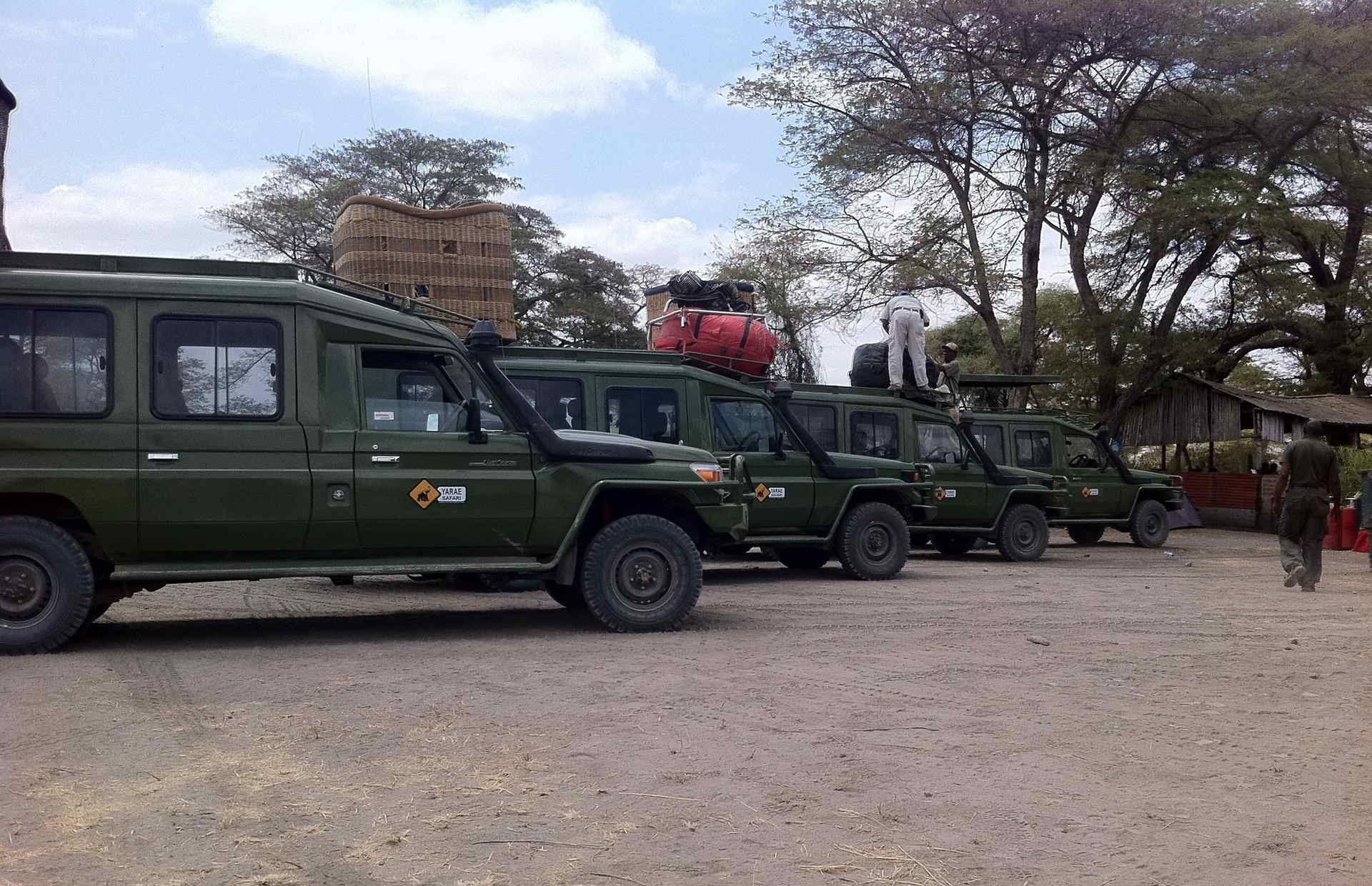 Todo terrenos yarae safari