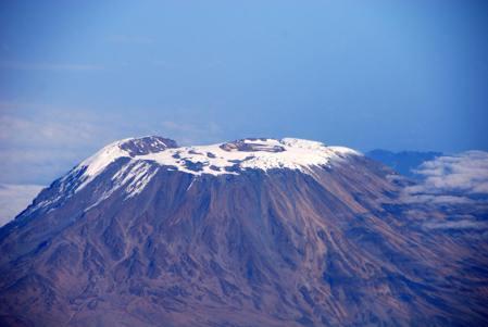 monte kilimanjaro panoramica
