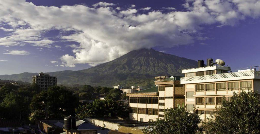 Ciudad de Arusha