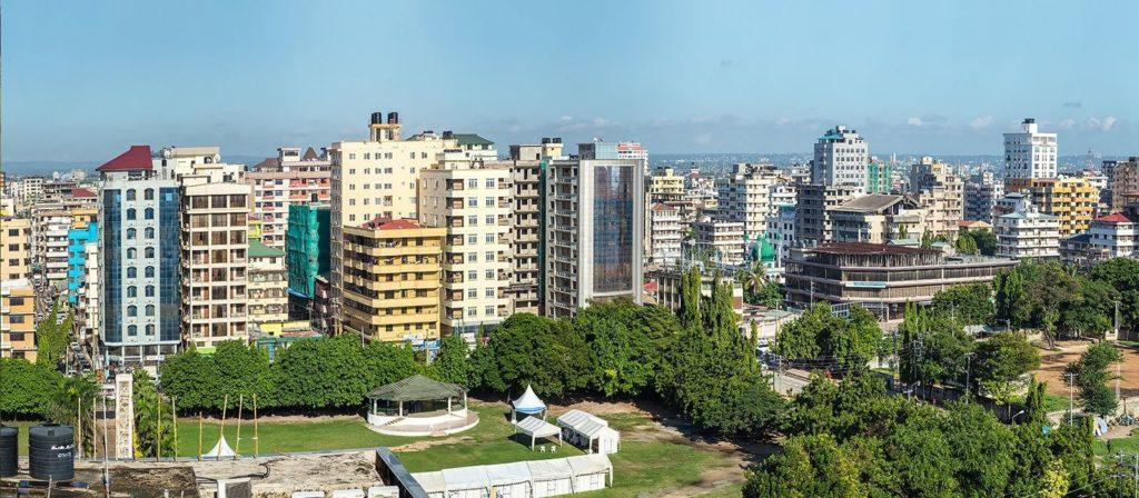 Ciudad de Dar Es Salaam