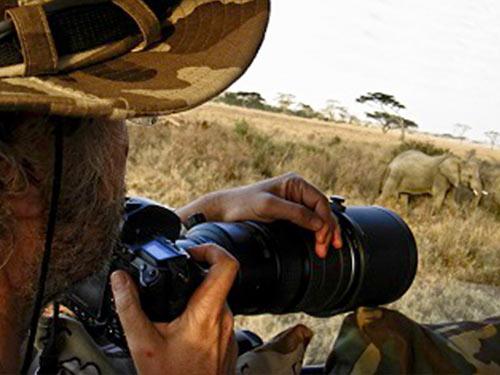 Expedición fotográfica SIMBA